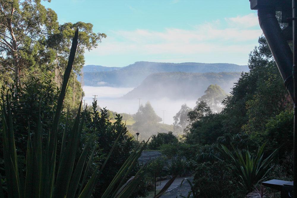 Kangaroo Valley View