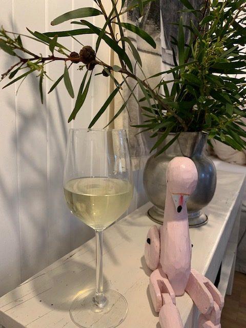 wine, gumtree and flamingo