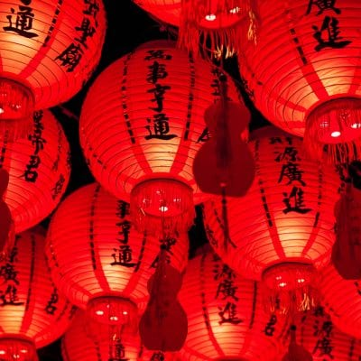 The Lunar New Year- what's it about? 5 quick pointers