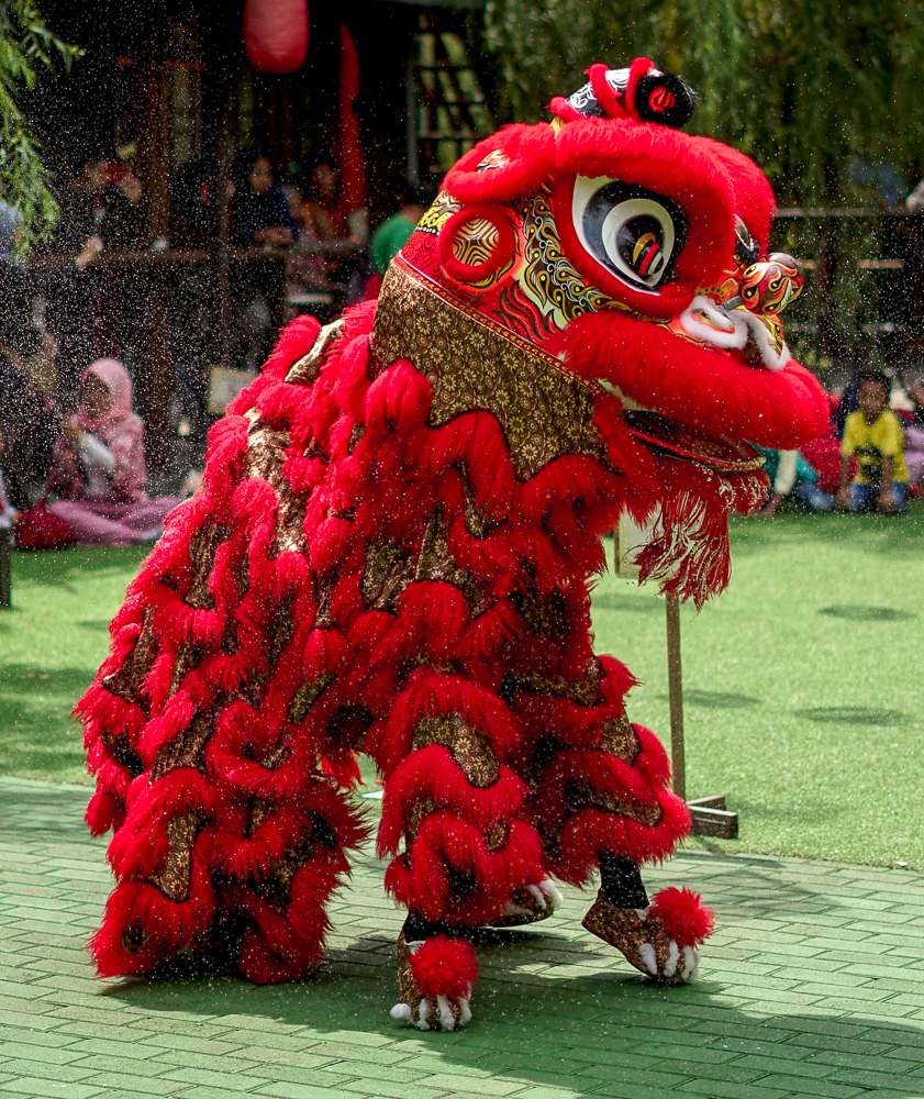 lion-dancer-in-red