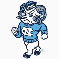 NC Tar Heel Mascot